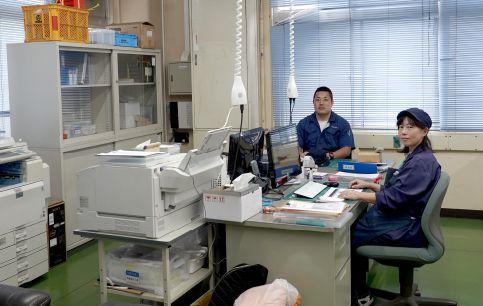 松本工場の写真